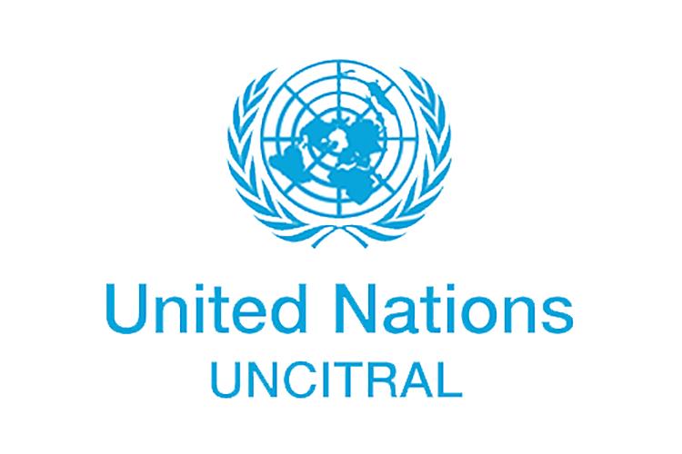 ЮНСІТРАЛ логотип